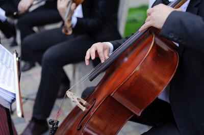 Música en directo para vuestro gran día con Wedding Music