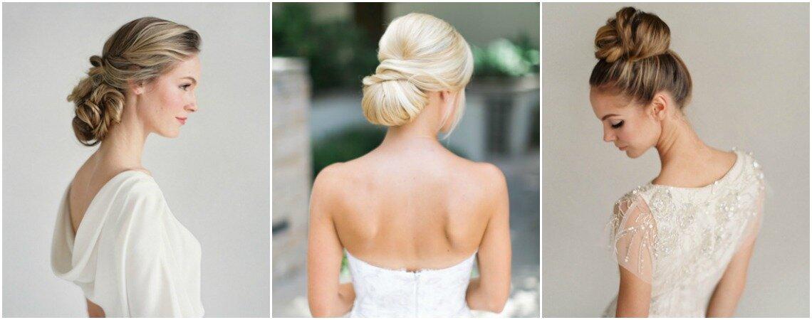 Descubra mais de 50 penteados de noiva apanhados: escolha o seu favorito!