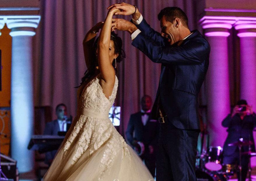 ¿Una banda en directo para tu boda? Divertíos al ritmo de Calle Habana