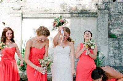 Sobrevivir a una boda cuando estás soltera