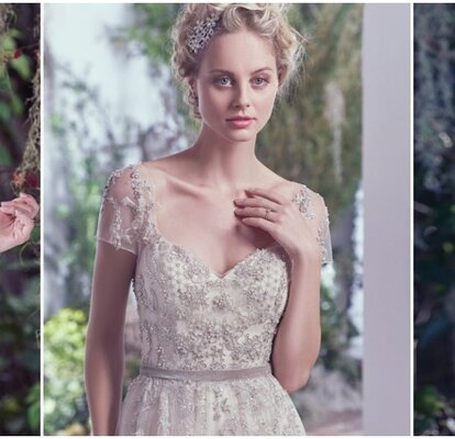 3ccd94e2d97 Maggie Sottero Autumn 2016  Luxurious and glamorous wedding dresses