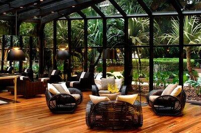 Os 6 melhores hotéis para se casar em São Paulo
