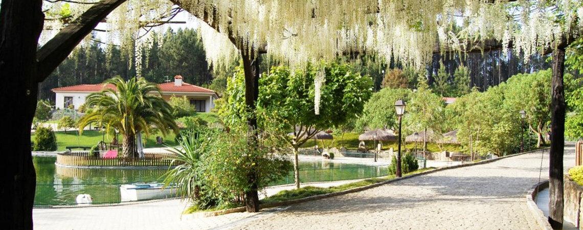 Espaços com jardins utópicos em Aveiro