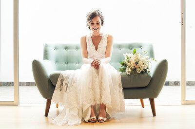 ¡Las 5 cosas que NO debes contar mientras organizas tu boda!