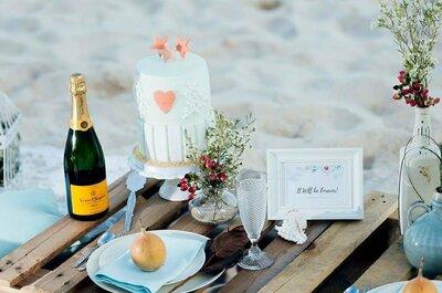 Bolos de casamento em Lisboa: alguns dos melhores cake designers!
