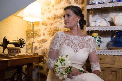 La importancia de la fotografía en tu boda: 5maneras de guardar bonitos recuerdos