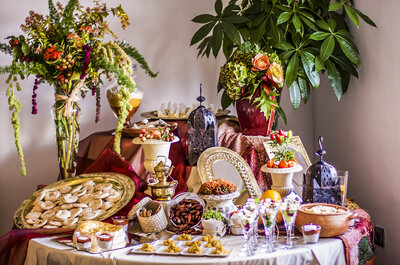 Qué no hacer en la decoración del banquete: 5 cosas que has pasado por alto