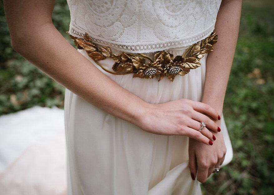 ¿En qué mano se pone el anillo de casado y el de compromiso?