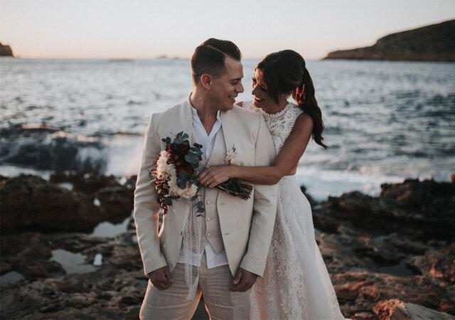 Cosas del destino: la boda del Carol y José