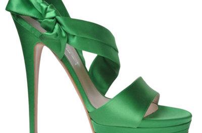 Ispirazioni per un matrimonio in verde
