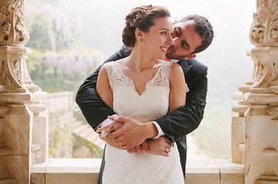Real Wedding: Um casamento realizado num Palácio em Aveiro