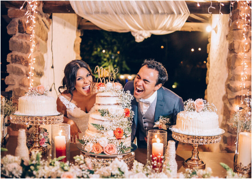 Cómo organizar una boda muy divertida: ¡8 ideas fuera de protocolo!