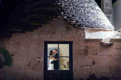 4 buone ragioni per sposarsi in inverno
