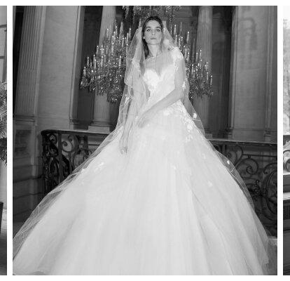 Vestidos De Novia De Elie Saab 2019 Diseños Suntuosos Que