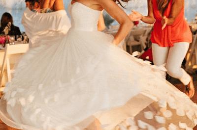 Tipps für Hochzeitsgäste - So überstehen Sie eine lange Nacht auf hohen Absätzen!