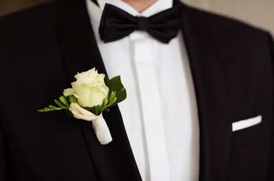 Mode für den Bräutigam – Wissenswertes über den Smoking zur Hochzeit!