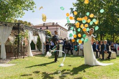 Sai cosa porta un wedding planner con sé nel giorno del tuo matrimonio? Ti sveliamo i segreti dei professionisti