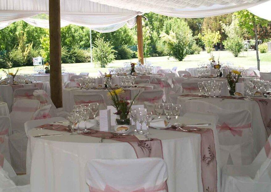 En el Parque Lemuhue: tu boda en plena naturaleza, con una gastronomía única y los mejores profesionales