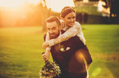 Una carrera contrarreloj para la gran fiesta: la boda de Xavier y Pilar
