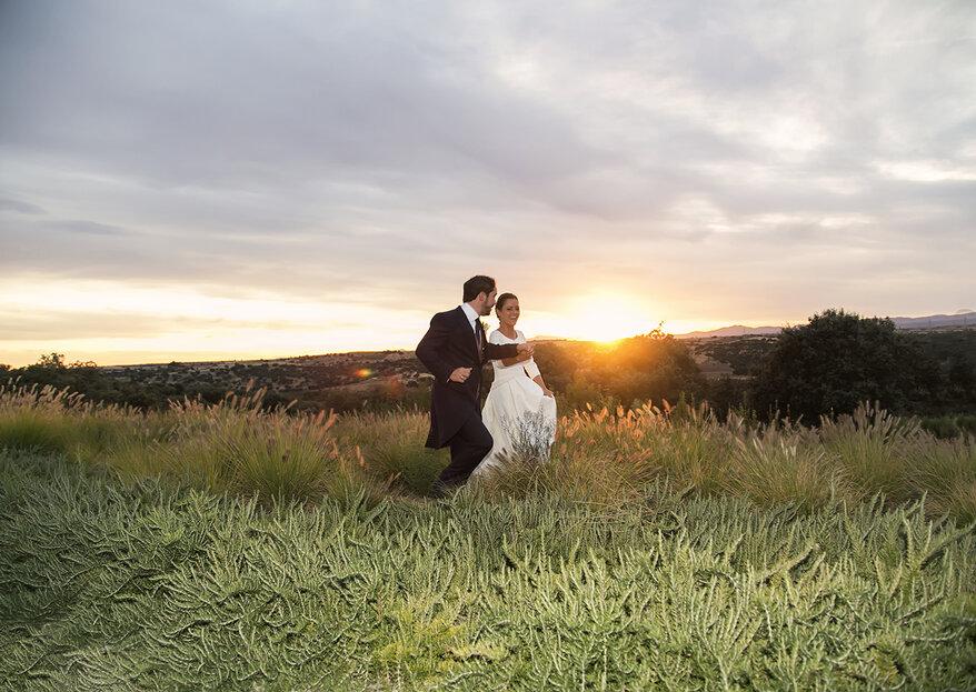 5 claves para conseguir un álbum de boda divertido