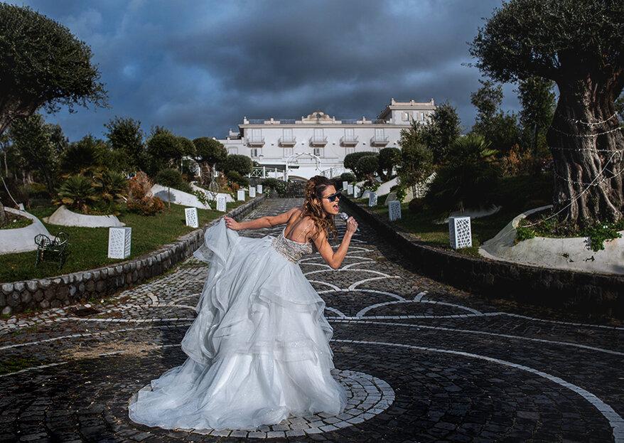 Il Calendario delle Spose 2019: Una serata magica alle pendici del Vesuvio