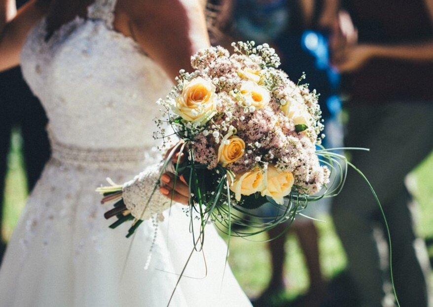Ideias criativas para os seus menus e distribuição das mesas do seu casamento