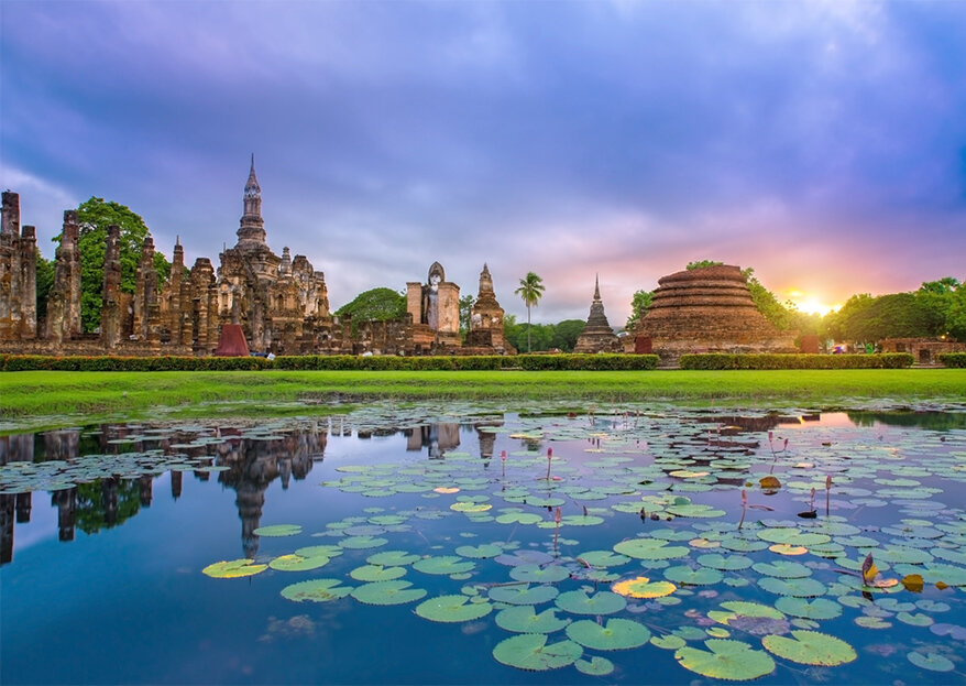 Lua-de-mel na Tailândia: uma viagem de sonho a dois