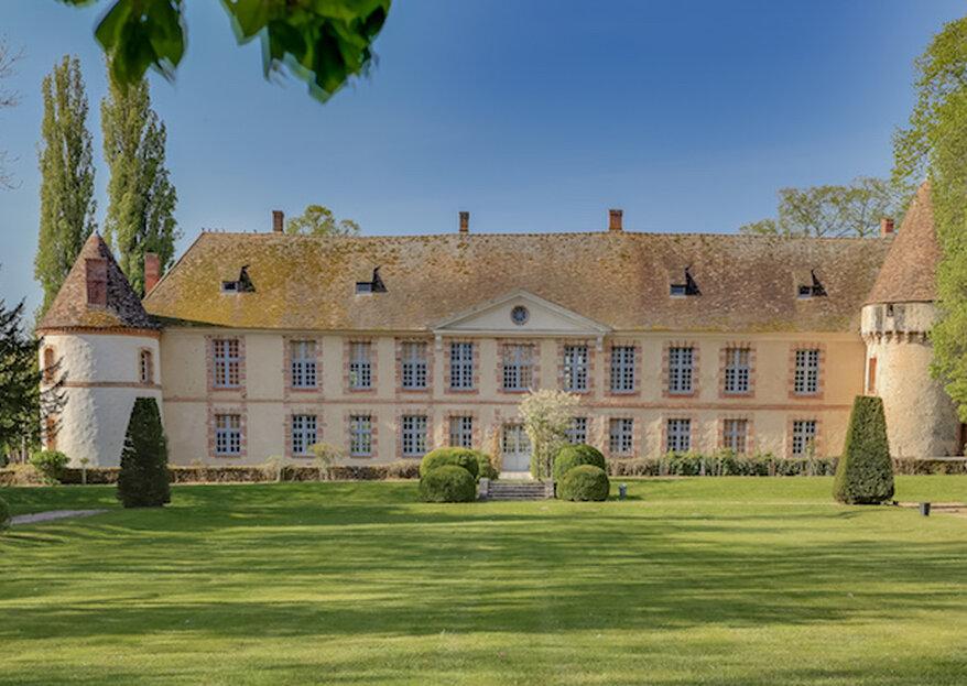 Château de la Cour Senlisse : une adresse d'exception au cœur de la Vallée de Chevreuse, à moins d'une heure de Paris