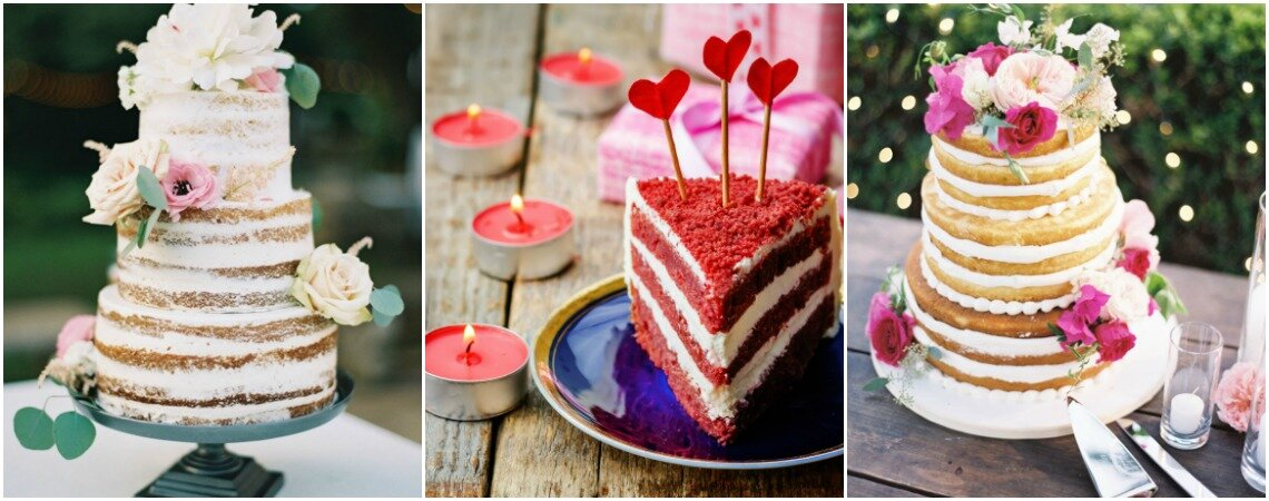 Los cinco sabores de tortas de bodas más populares de la temporada