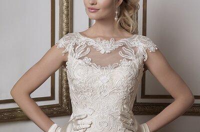 Descubre el adelanto de la nueva colección de novia de Justin Alexander 2016