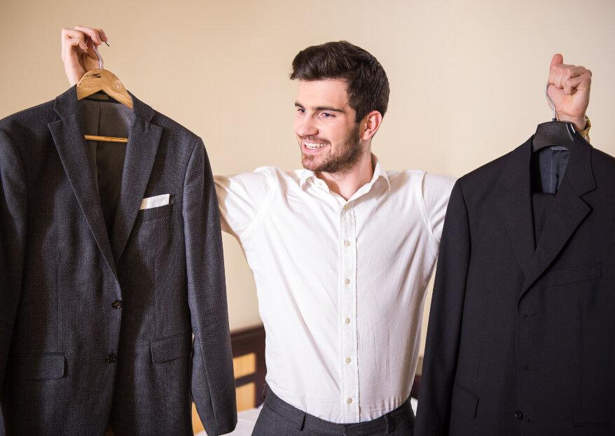 Cómo cuidar el traje de novio o invitado. ¡Larga vida a tu diseño especial!