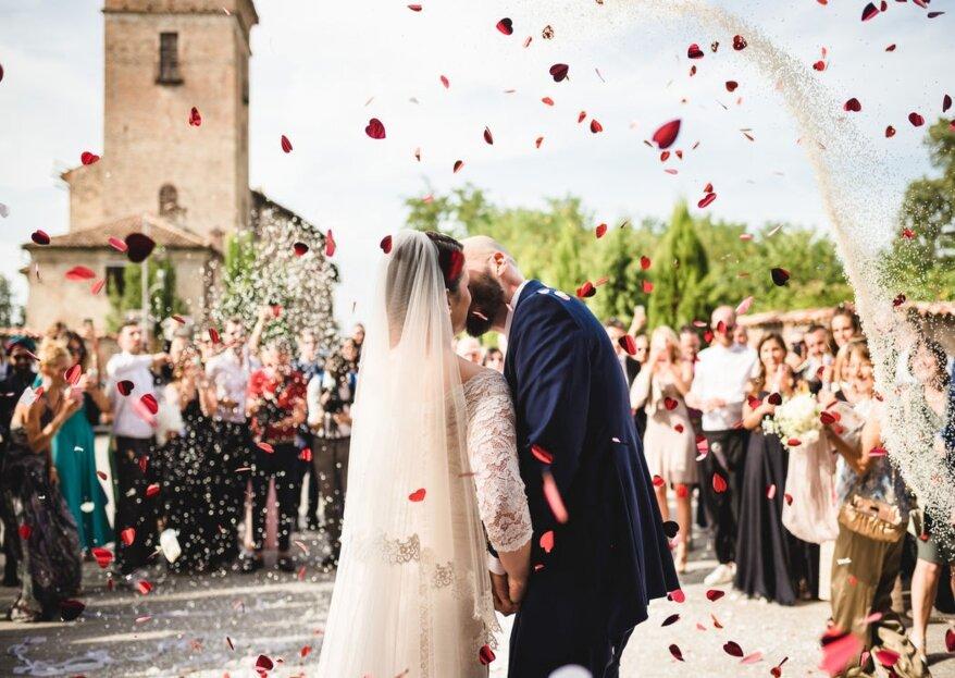 The White Rose: il tuo matrimonio nelle mani di esperte wedding planner che lo renderanno unico nel suo genere