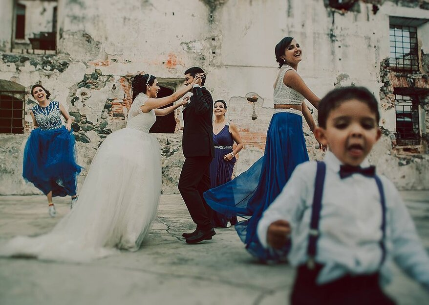Comment faire participer vos invités de mariage