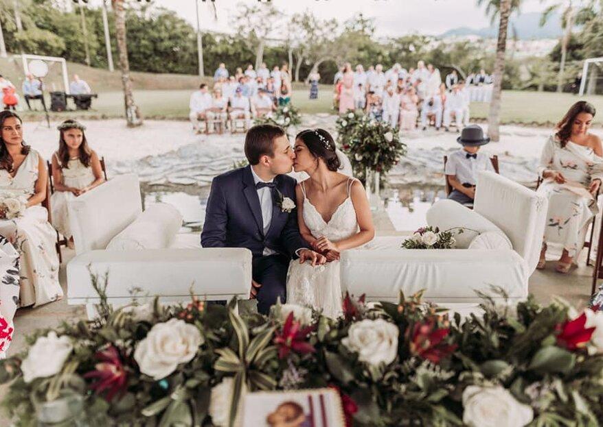 Las cuatro etapas en la creación de tu boda según el wedding planner Diego Mazabel
