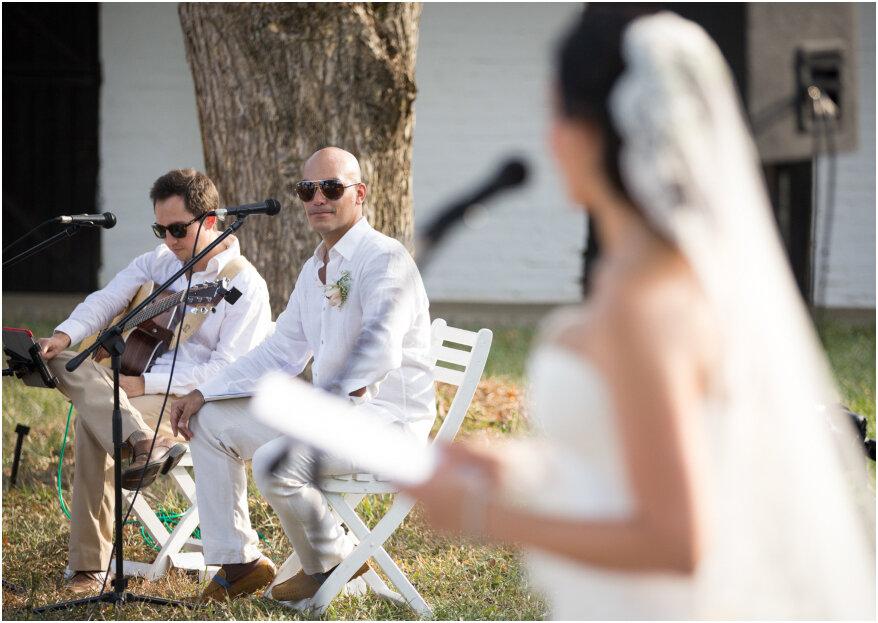 ¿Cómo escoger la música para tu boda? Sigue estos 5 consejos y ¡a disfrutar!