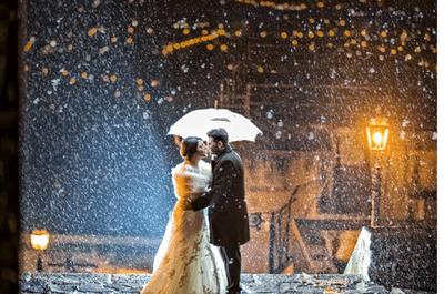 Matrimonio in montagna: una selezione delle 10 più belle location sotto la neve