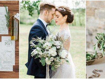 Hochzeitsthema Olivenbaum – Verleihen Sie Ihrer Dekoration einen mediterranen Hauch!