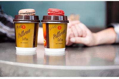 Ideas de fotos pre boda para los amantes del café