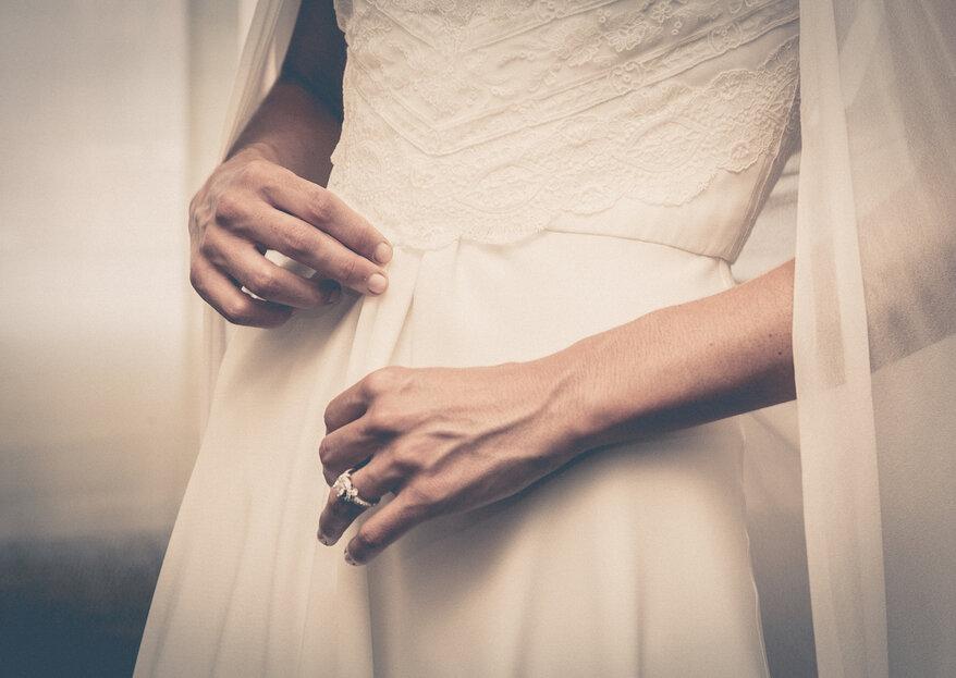 5 consigli affiché la prova dell'abito da sposa sia un'esperienza unica
