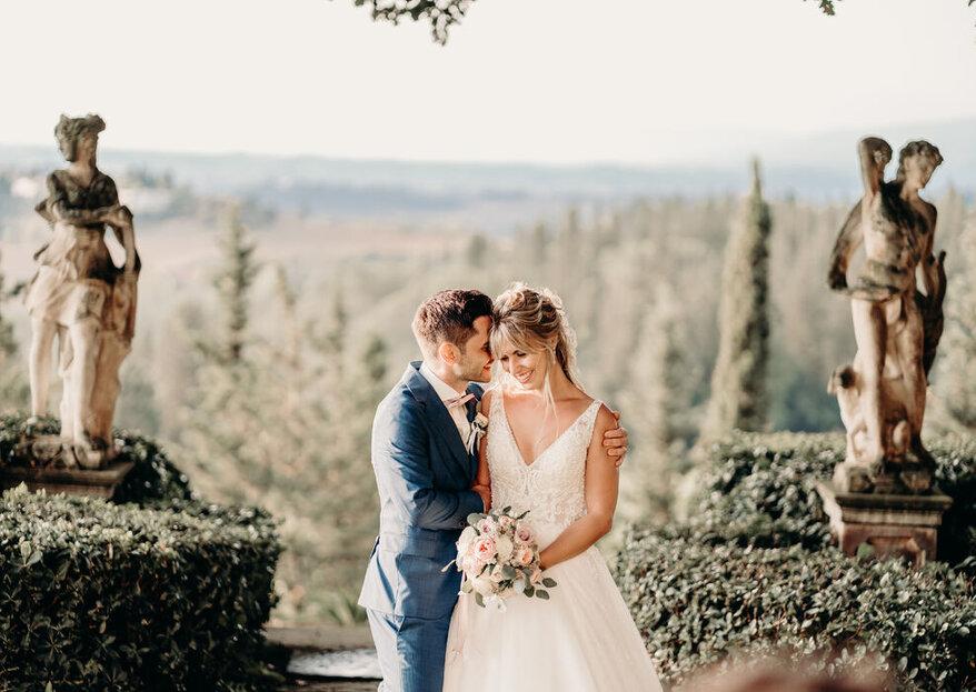 Hochzeit feiern – Mit diesen Dienstleistern gelingt es