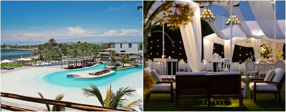 Los 10 mejores locales de recepción de matrimonios en Paracas, ¡el escenario perfecto para celebrar tu gran día!