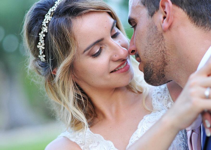 """O casamento de Ana & Martinho: """"casava já hoje outra vez"""""""