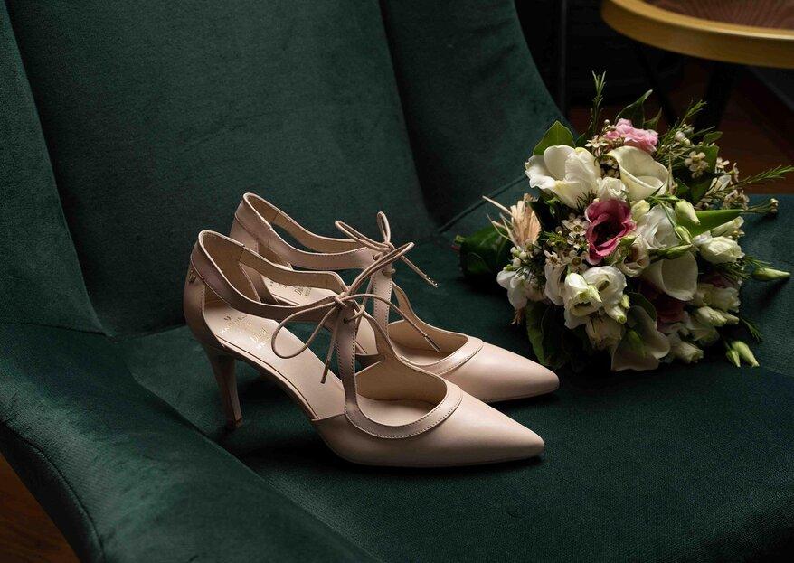 Tus zapatos de la boda personalizados al máximo con Martinelli