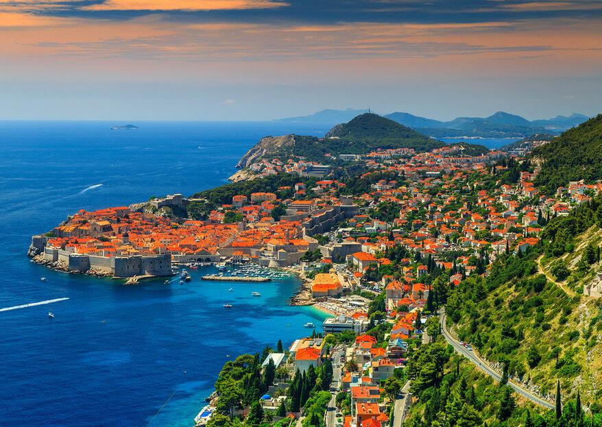 Luna de miel en Croacia con sabor medieval y mediterráneo