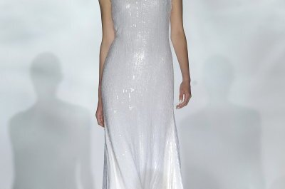 Platinum, así se ve la colección de vestidos de novia primavera 2015 de Patricia Avendaño