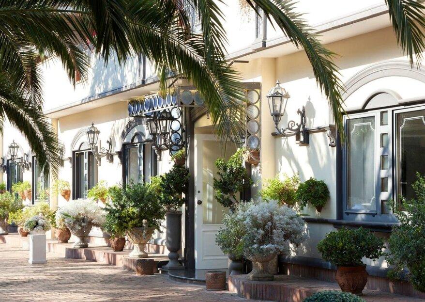Andris Hotel: un luogo d'incanto affacciato sul Golfo di Napoli