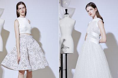 L'espace Mariage du Printemps Haussmann accueille une nouvelle marque : Karoline Lang