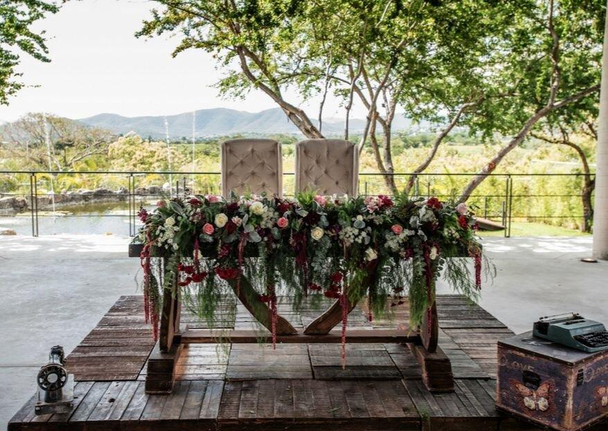 Elige el lugar ideal para celebrar tu boda: ¡mira estas increíbles opciones!