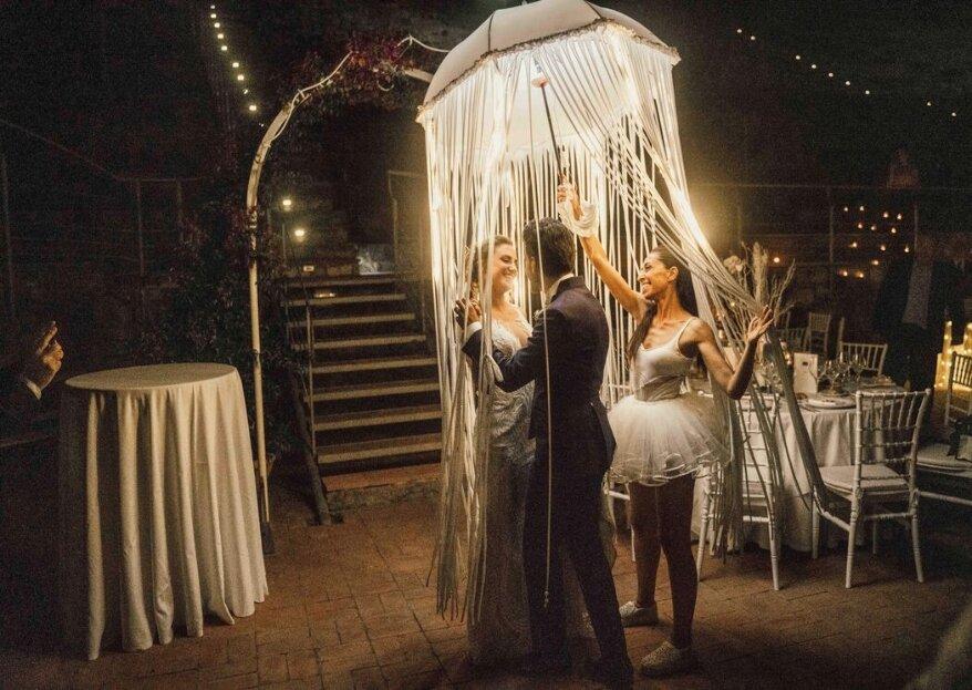 Rendi magico ed originale il party delle tue nozze con le decorazioni suggerite da questi wedding planner professionisti!