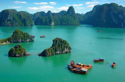 Tu luna de miel descubriendo lugares sagrados y otros para el relax: todo en Vietnam y Camboya
